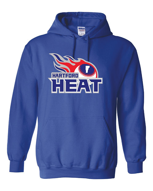 Hartford Heat Gildan Heavy Blend Hooded Sweatshirt - 18500