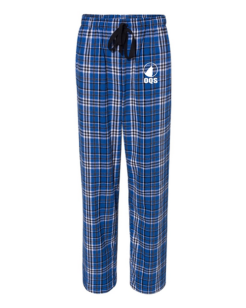 OQS Boxercraft - Flannel Pants with Pockets