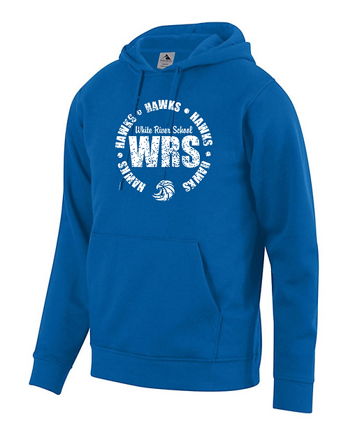 WRS Hawks Augusta Sportswear - 60/40 Fleece Hoodie - 5414