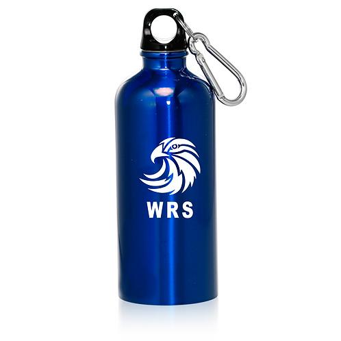 WRS Hawks 20 oz. Aluminum Water Bottles