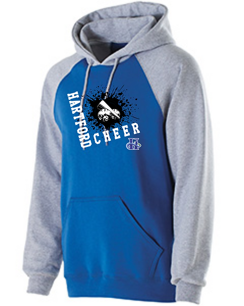Holloway Youth Banner Hoodie - 229179