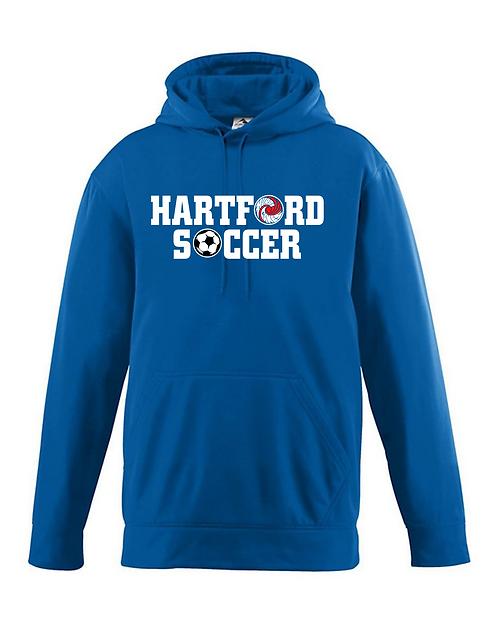 HHS Soccer Augusta Sportswear - Wicking Fleece Hooded Sweatshirt - 5505