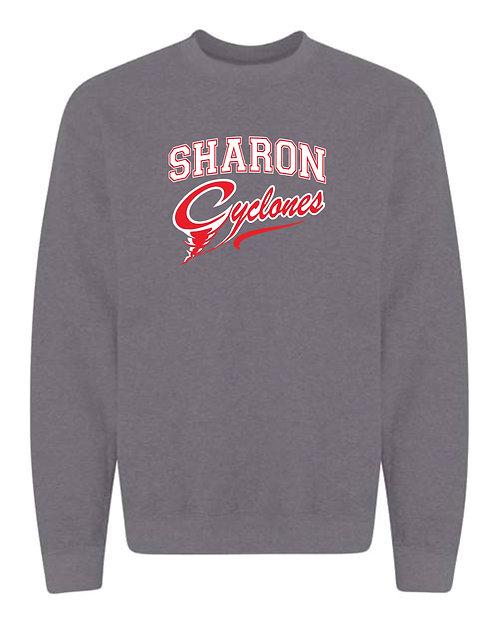 Sharon Elementary PTO Crewneck Sweatshirt