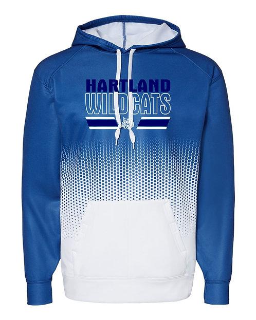 Hartland Badger Hex 2.0 Hooded Sweatshirt - 1404