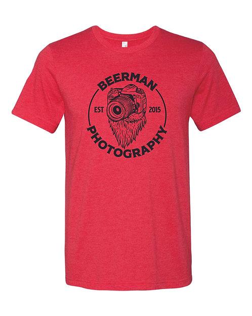 Beerman Photography Short Sleeve Tee
