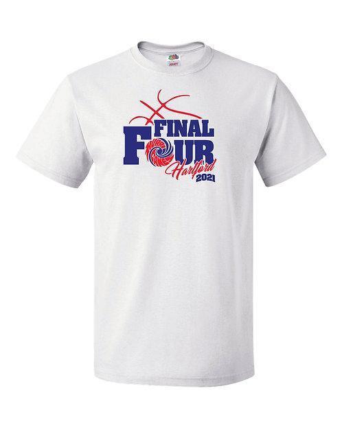 Final Four Hartford Girls Basketball Short Sleeve Tee