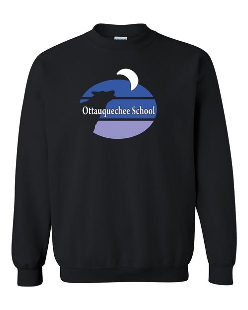 OQS Gildan - Heavy Blend Crewneck Sweatshirt 18000