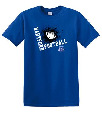 Gildan DryBlend Youth Short Sleeve T-Shirt - 8000