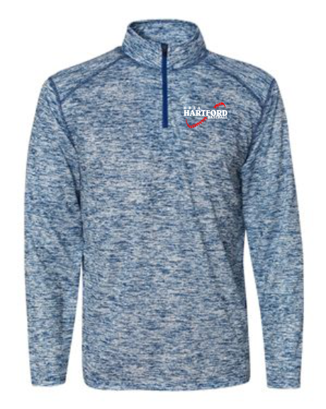 Adult Blend Quarter-Zip Pullover