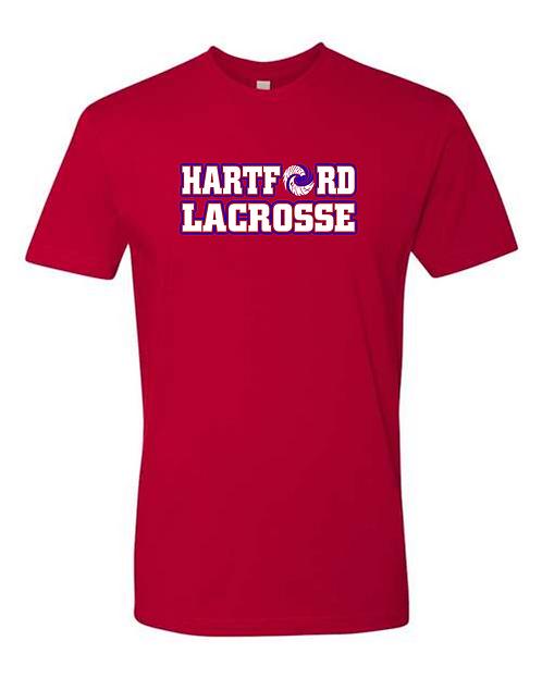 Hartford LAX - Next Level - Cotton Short Sleeve Crew