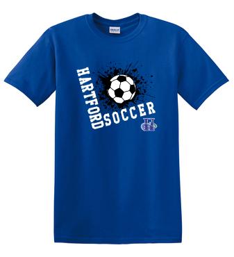 Gildan DryBlend Short Sleeve T-Shirt - 8000