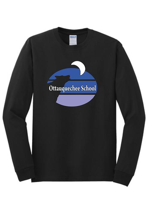 OQS Gildan 5400 Long Sleeve T-Shirt