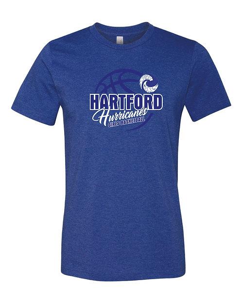 Hartford Girls Basketball Short Sleeve Tee