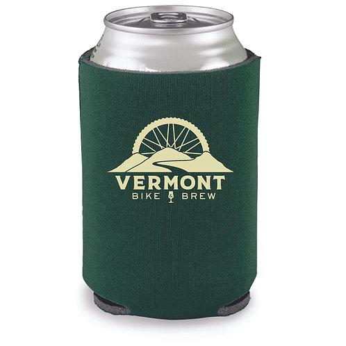 Vermont Bike & Brew Koozie