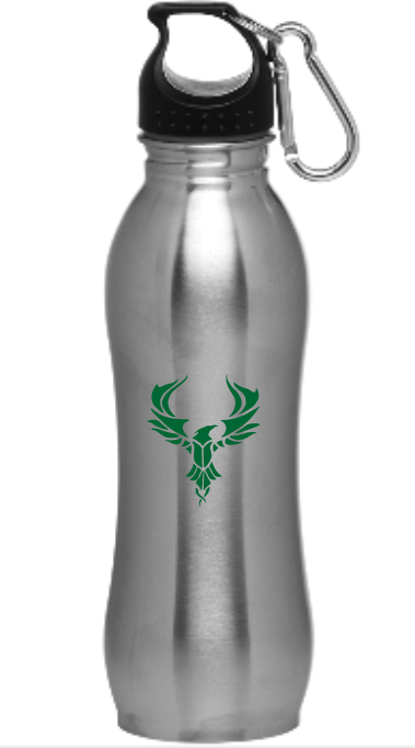 25 oz. Stainless Steel Sports Water Bottle