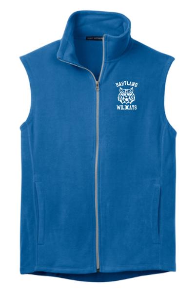 Port Authority Microfleece Vest F226