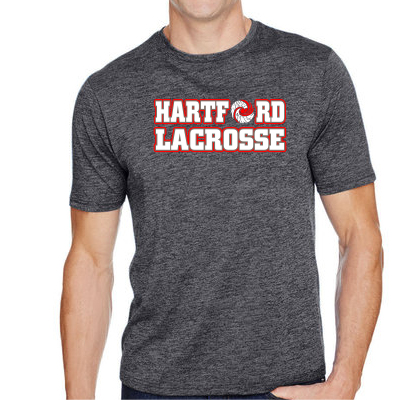 Hartford LAX - A4 Men's Tonal Space-Dye T-Shirt
