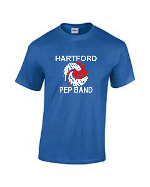 Pep Band Gildan 500 Adult T-Shirt
