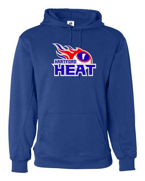 Hartford Heat Badger Performance Fleece Hooded Sweatshirt