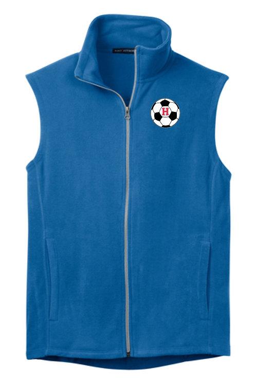 Hartford Soccer Port Authority® Microfleece Vest