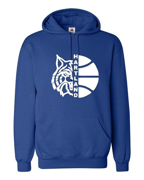 Youth Hooded Sweatshirt 2254