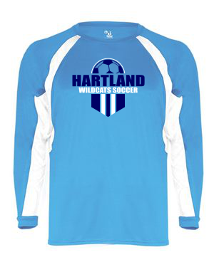 Badger B-Core Hook Long Sleeve T-Shirt - 4154
