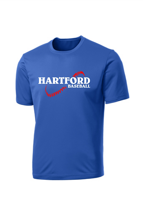 Hartford Baseball Performance Tee