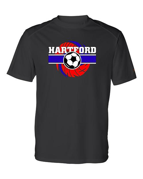 HHS Soccer Badger B-Core t-shirt