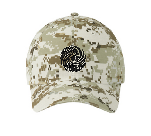 HHS Soccer Port Authority Digital Ripstop Camouflage Cap