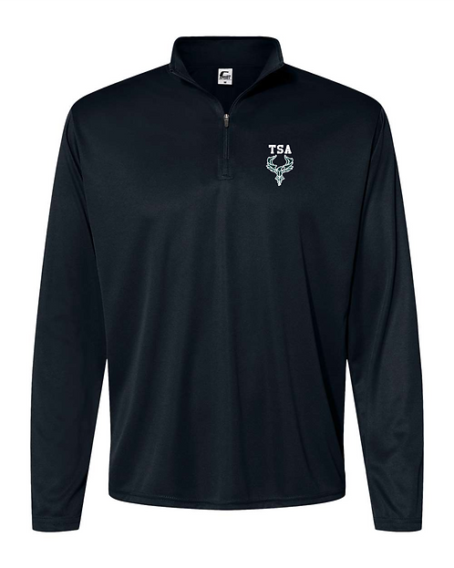 TSA C2 Sport - Quarter-Zip Pullover