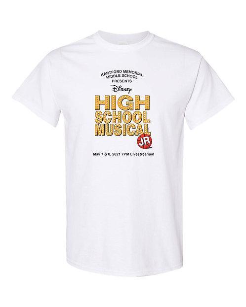 HMMS Musical Gildan Heavy Cotton T-Shirt - 5000
