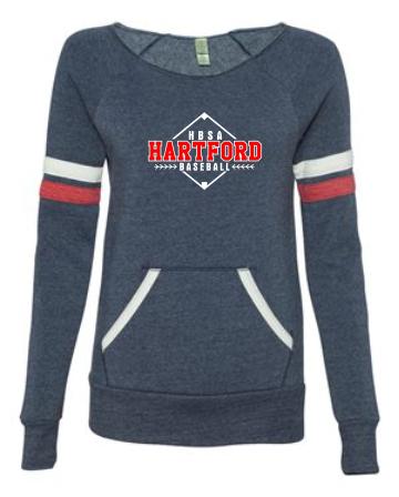 Eco-Fleece Women's Maniac Sport Sweatshirt