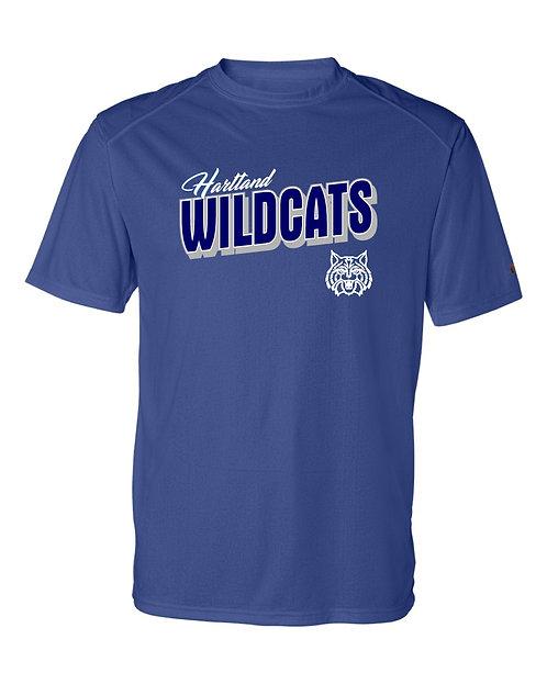 Hartland Wildcats Badger B-Core t-shirt