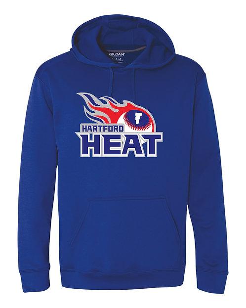 Hartford Heat Gildan Performance Tech Hood- 99500