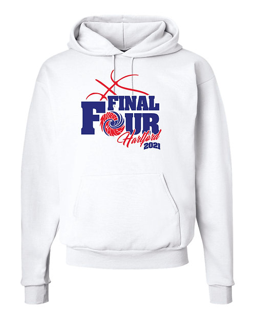 Final Four Hartford Girls Basketball Hooded Sweatshirt