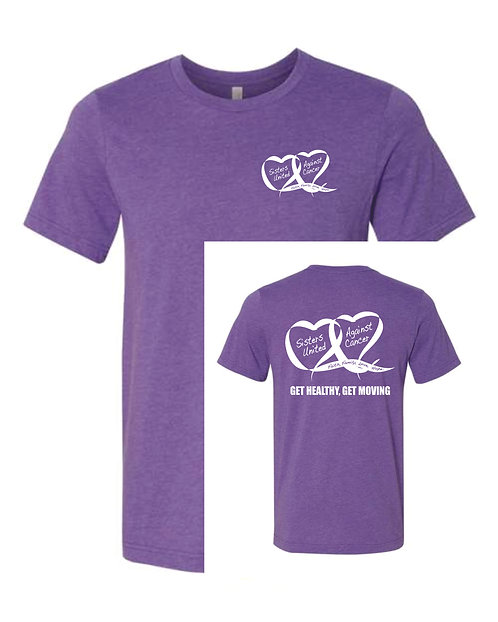 Sisters United Against Cancer Tee