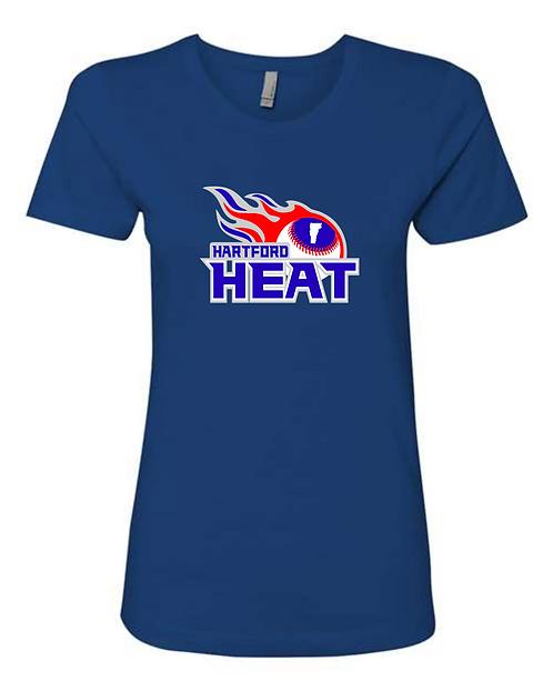 Hartford Heat Next Level Women's Ideal Crew