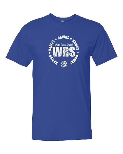 WRS Hawks LAT - Fine Jersey Tee - 6901
