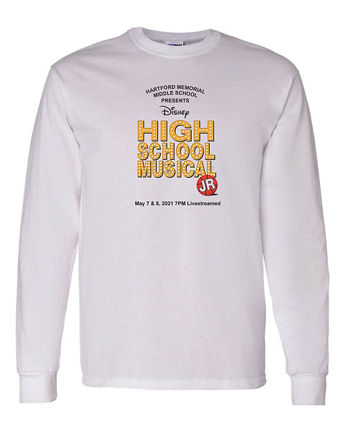 HMMS Musical Gildan 5400 Long Sleeve T-Shirt