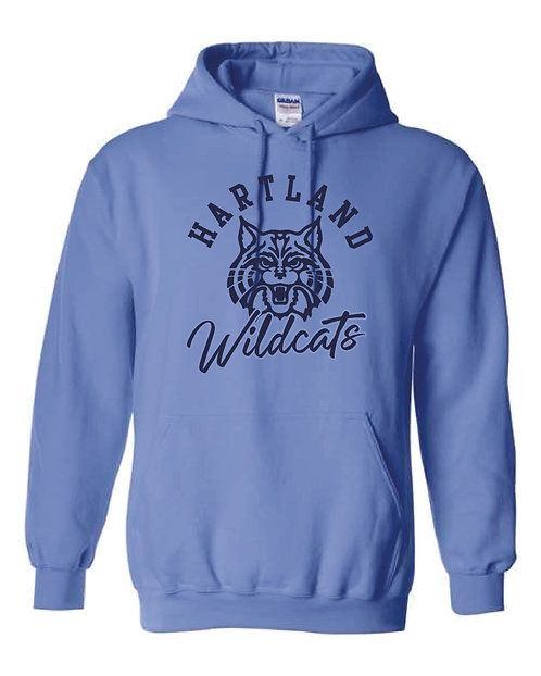Hartland Hooded Sweatshirt