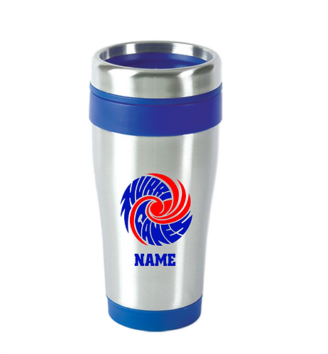 16 oz. Insulated Stainless Steel Travel Mug