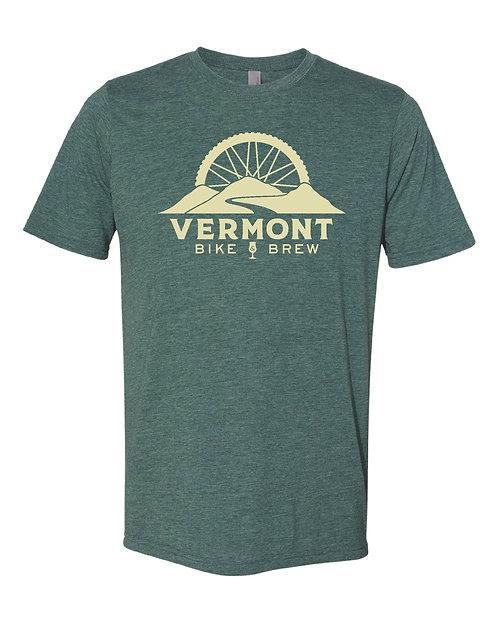 Vermont Bike & Brew Tee