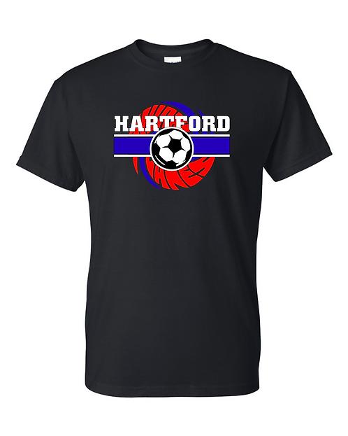 HHS Soccer Gildan - DryBlend T-Shirt - 8000