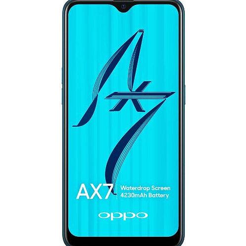 Oppo AX7 - Glaze Blue