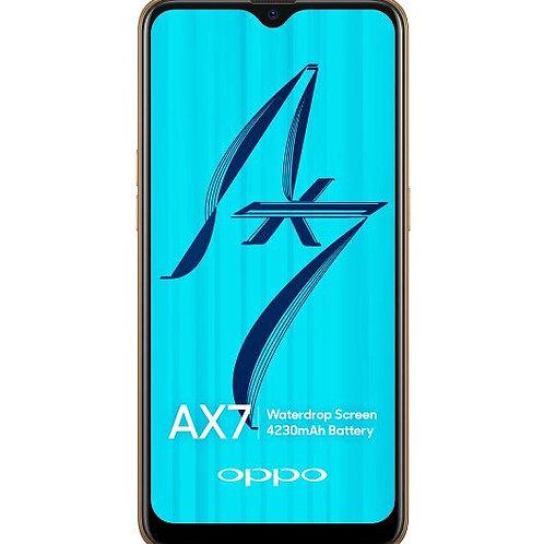 Oppo AX7 - Glaring Gold
