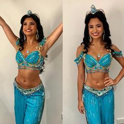 Princess Jasmine Cover, Disney Aladdin