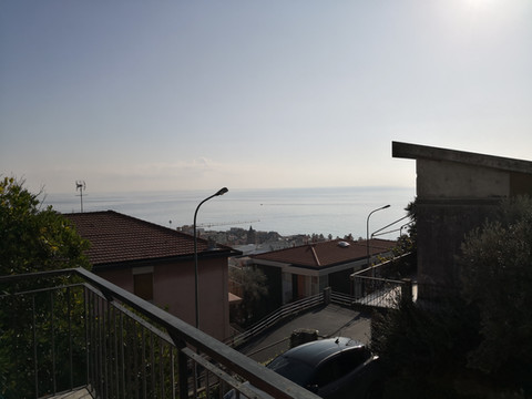 Varazze casa vista mare