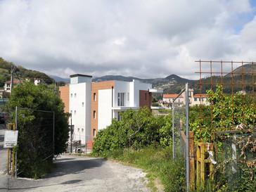 Varazze nuova costruzione vista mare