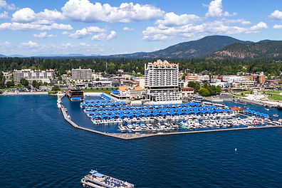 Photo of Coeur d'Alene Resort and Downtown