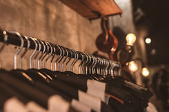 Photo of Clothing on Hanger